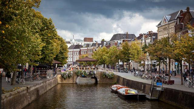 Ontspanning, luxe en comfort in het hart van de Friese hoofdstad