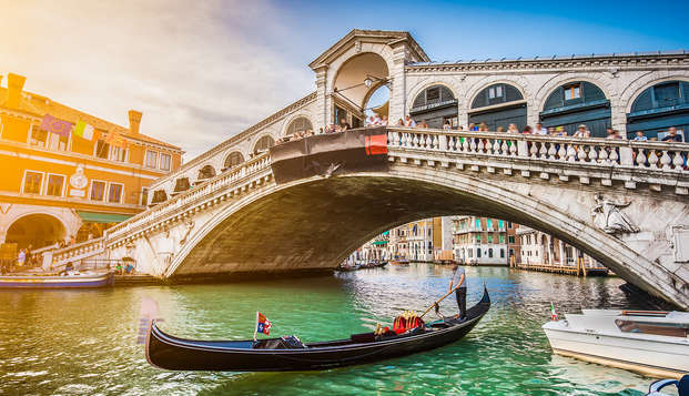 Estancia en el centro de Venecia, a 5 minutos del puente de Rialto