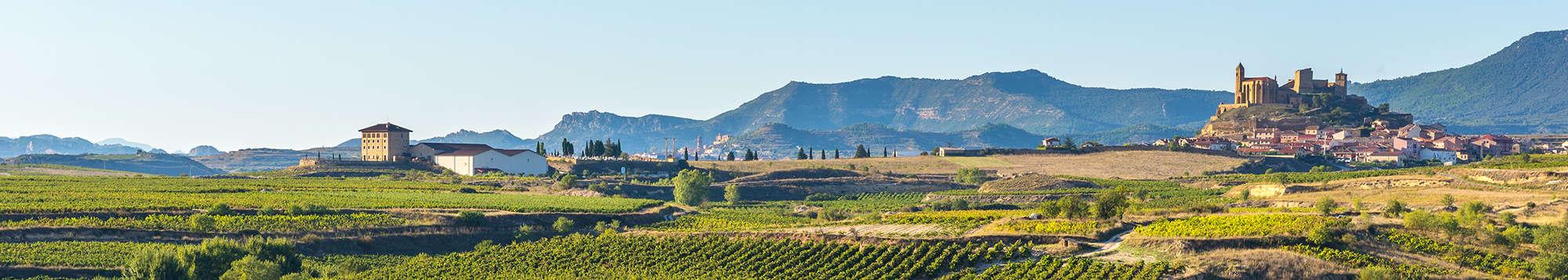 Escapadas fin de semana en La Rioja