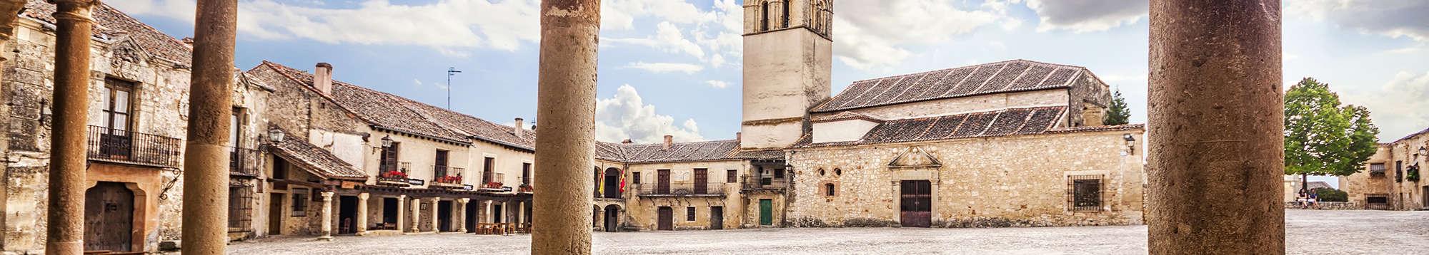 Escapadas fin de semana en Segovia