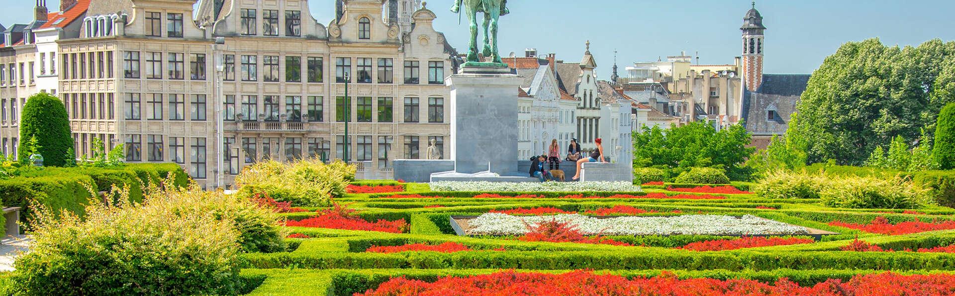 Desayuno para dos en el corazón de Bruselas