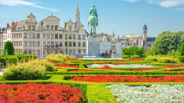 Ontbijt voor twee personen in het hart van Brussel