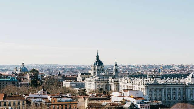 Dear Hotel Madrid - NEW TERRACE