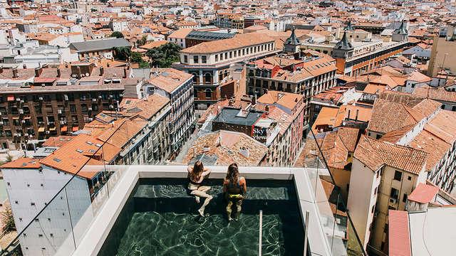 Dear Hotel Madrid - NEW POOL