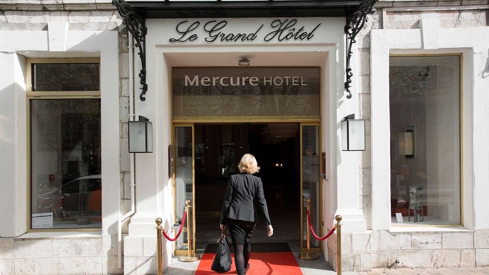 Mercure Bayonne Centre Le Grand Hôtel - EDIT_NEW_FRONT2.jpg