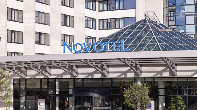 Novotel Roissy CDG Convention Spa