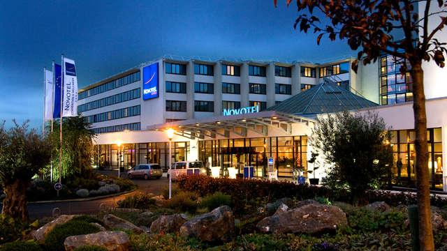 Novotel Roissy CDG Convention Spa