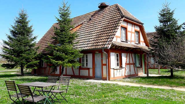 Charmant verblijf in de buurt van het Parc du Petit Prince (maximaal 4 personen)