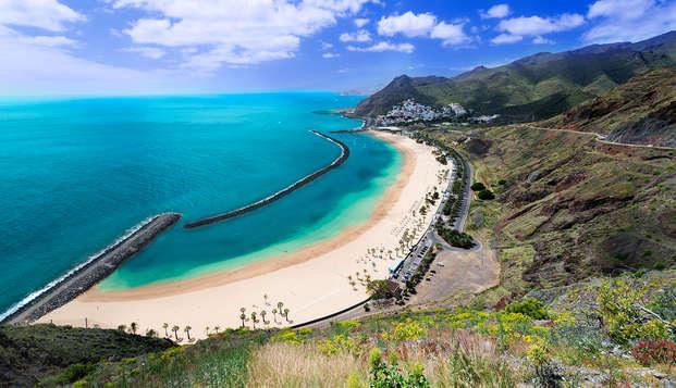 Escápate en Los Cristianos bajo el sol de Tenerife