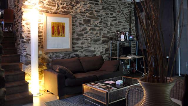 Escapada romántica en una bonita suite en la Puebla de Sanabria