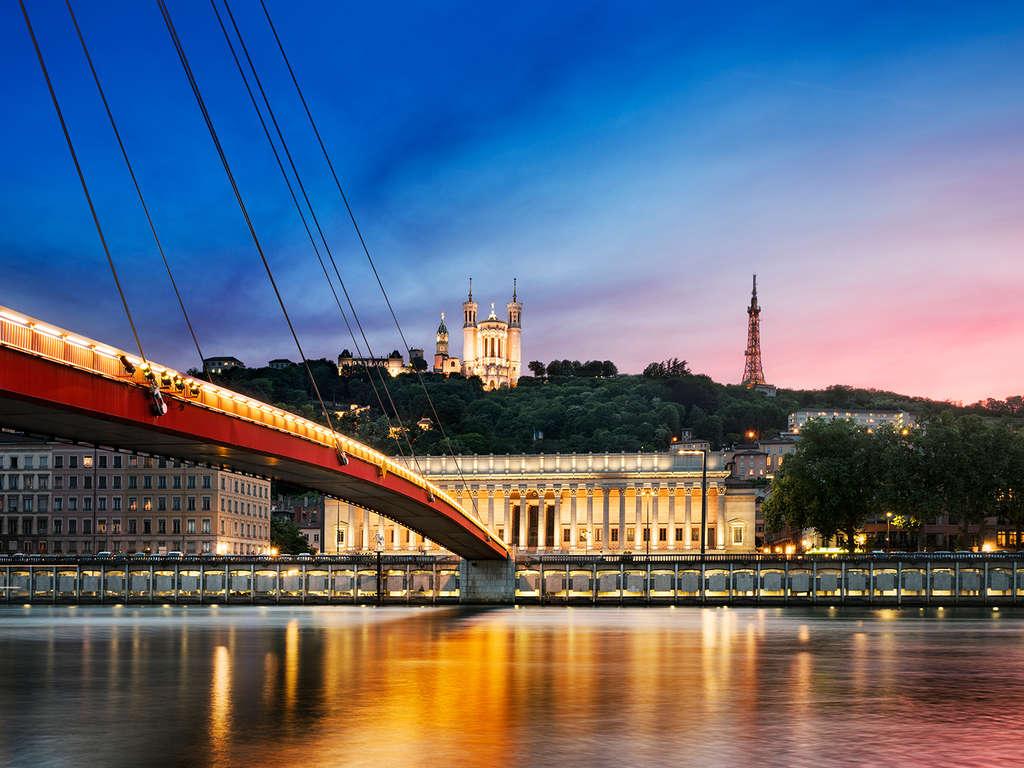 Séjour Rhône-Alpes - Séjour à Lyon avec accueil gourmand !  - 3*