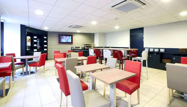 Campanile Lyon Centre Berges du Rhone - Restaurant