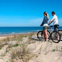 Arrangementen met de fiets aan de kust