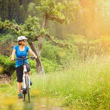 Arrangementen met de fiets in de natuur