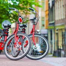 Arrangementen met de fiets in de stad