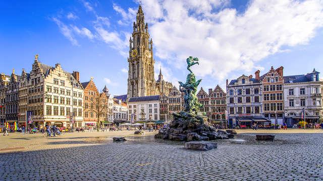 Verblijf in prestigieus hotel in hartje Antwerpen (vanaf 2 nachten)