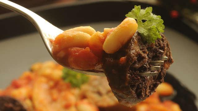 Délice culinaire dans les terres de Lanjarón