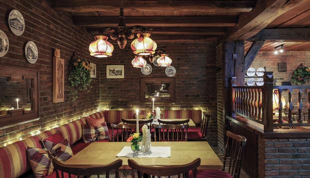 Ontdek Krefeld en geniet van een heerlijk diner (vanaf 2 nachten)