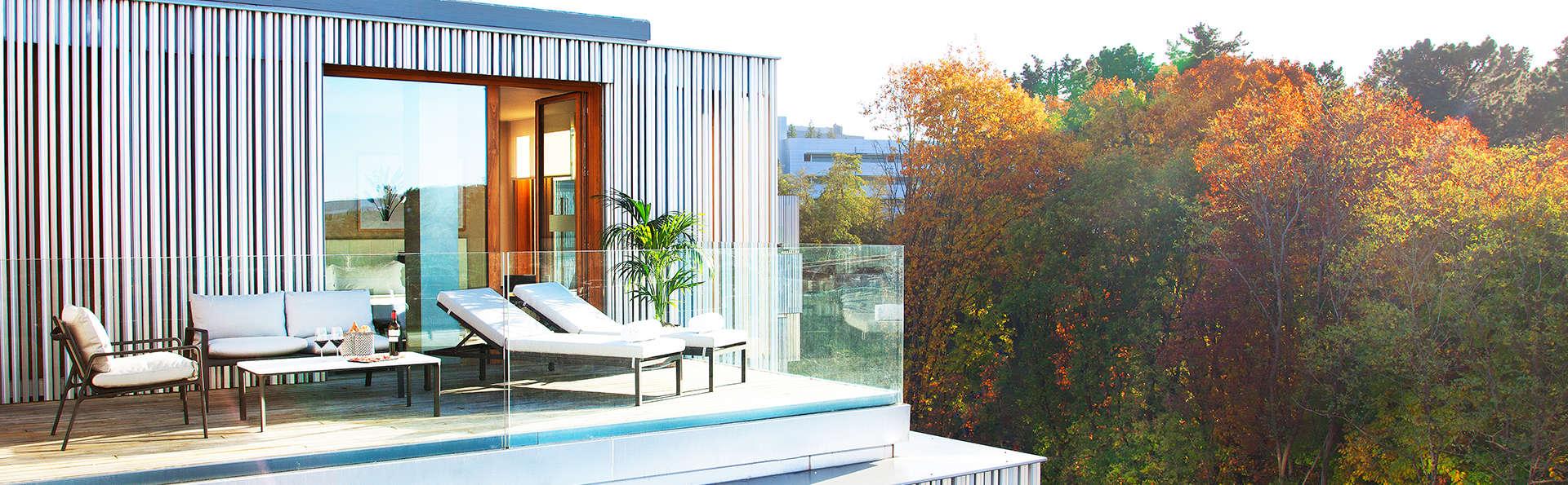 Escapade à Saint-Sébastien dans un hôtel de style scandinave