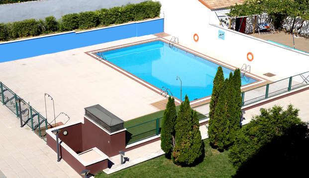 Sercotel Alcala - Pool