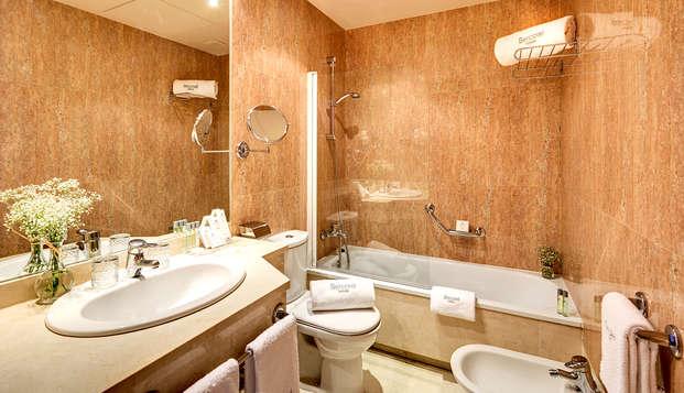 Sercotel Alcala - NEW BATHROOM