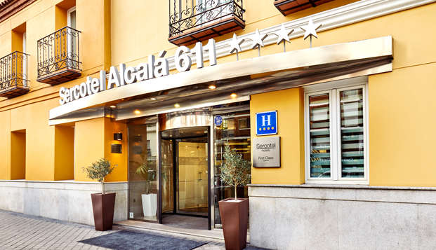 Sercotel Alcala - NEW FRONT