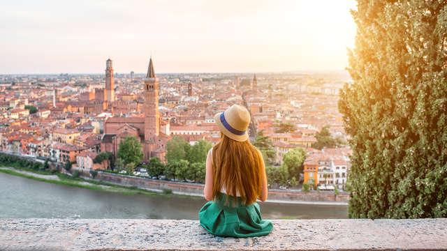 Weekend alle porte della romantica Verona in un moderno hotel 4*