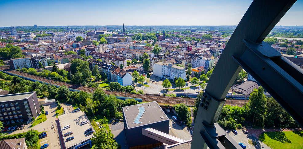 Mercure Hotel Bochum City 4 Bochum Allemagne