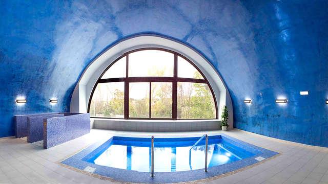 Escapada relax en un balneario con vistas al bosque con pensión completa (desde 2 noches)