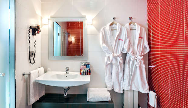 Allegro Granada by Barcelo Hotel Group - NEW BATHROOM