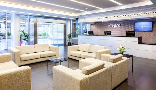 Allegro Granada by Barcelo Hotel Group - NEW LOBBY
