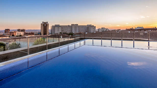 Allegro Granada by Barcelo Hotel Group - NEW POOL