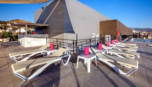 Allegro Granada by Barcelo Hotel Group - NEW TERRACE