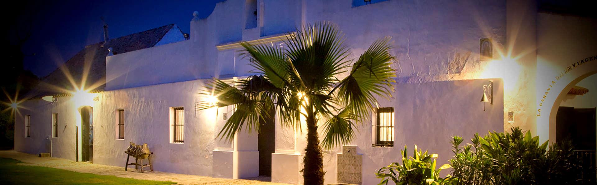 Relax&Naturaleza: en este Cortijo de Vejer de la Frontera, Cádiz