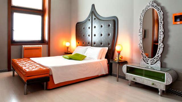 Soggiorno nel centro storico di Roma in un hotel di design 4*