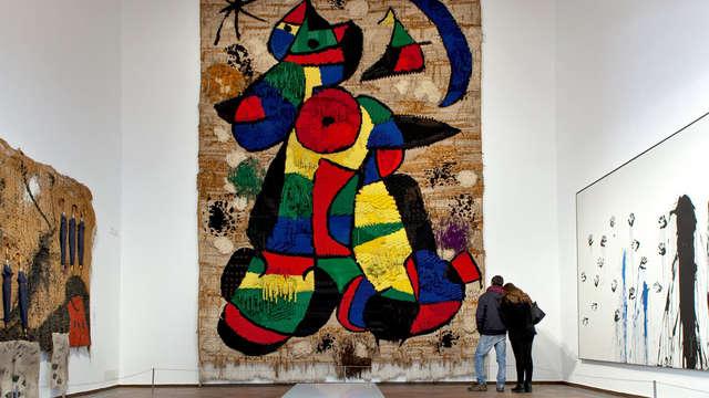 """Descubre Barcelona con el """"Art Tikcet"""", entrada sin cola a los museos más importantes de la ciudad"""