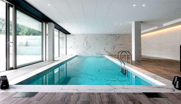 Ontdek dit prachtige luxe hotel in Bilzen