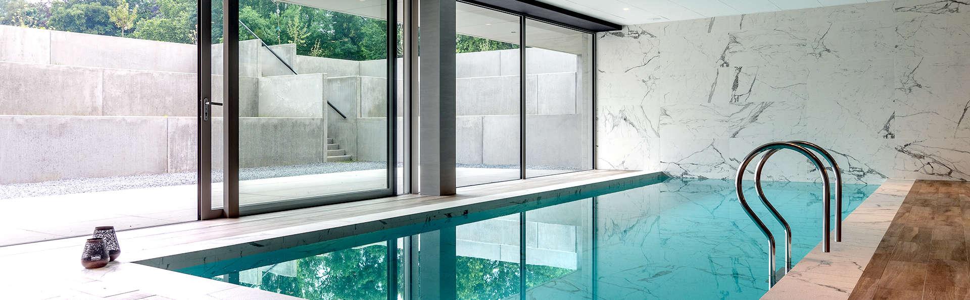 Geniet van luxe en wellness in dit prachige hotel in Bilzen (vanaf 2 nachten)