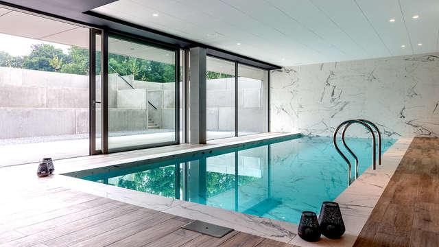 Geniet van luxe en design in dit prachige hotel in Bilzen (vanaf 2 nachten)