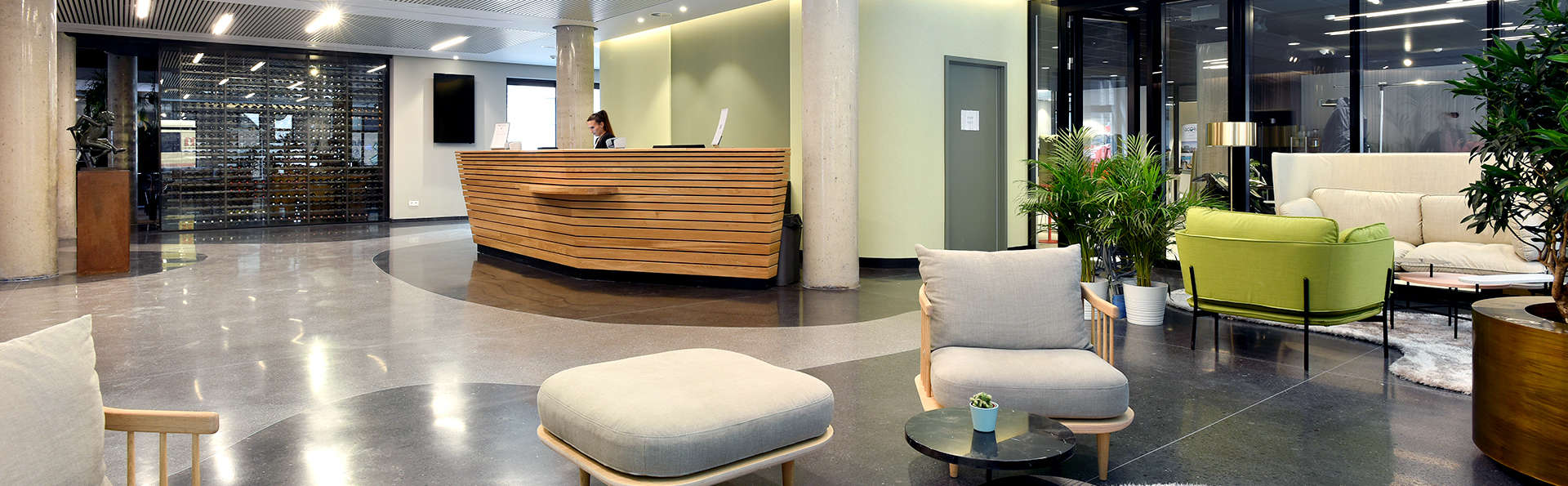 Promo spéciale : Profitez de cet hôtel flambant neuf à Louvain-la-Neuve