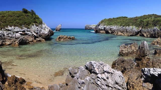 ¡Ruta de playas en Llanes! Ambiente rural y costero Asturiano en una misma escapada (desde 2 noches)