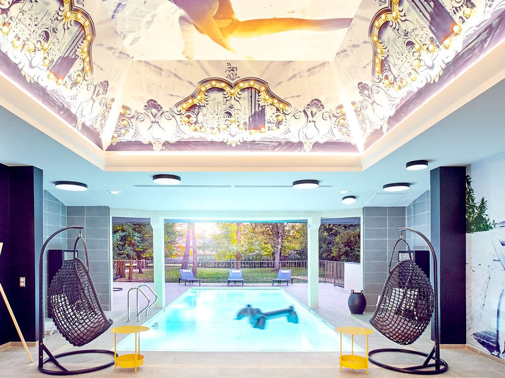 Confort et design à Fontainebleau 4* - 1