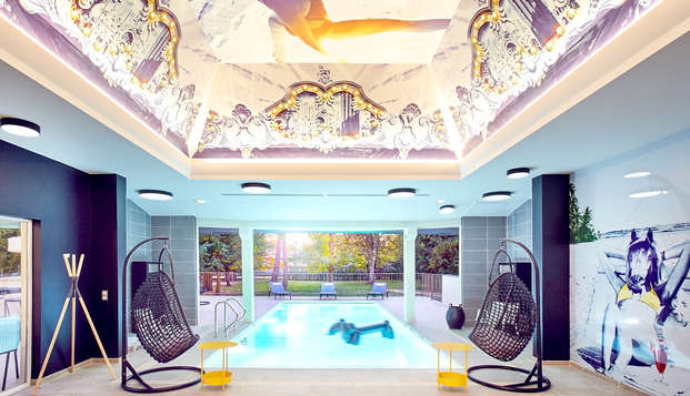 Hotel Mercure Chateau de Fontainebleau - N POOL