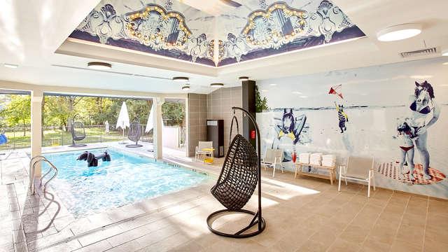 Hotel Mercure Demeure de Campagne Chateau de Fontainebleau