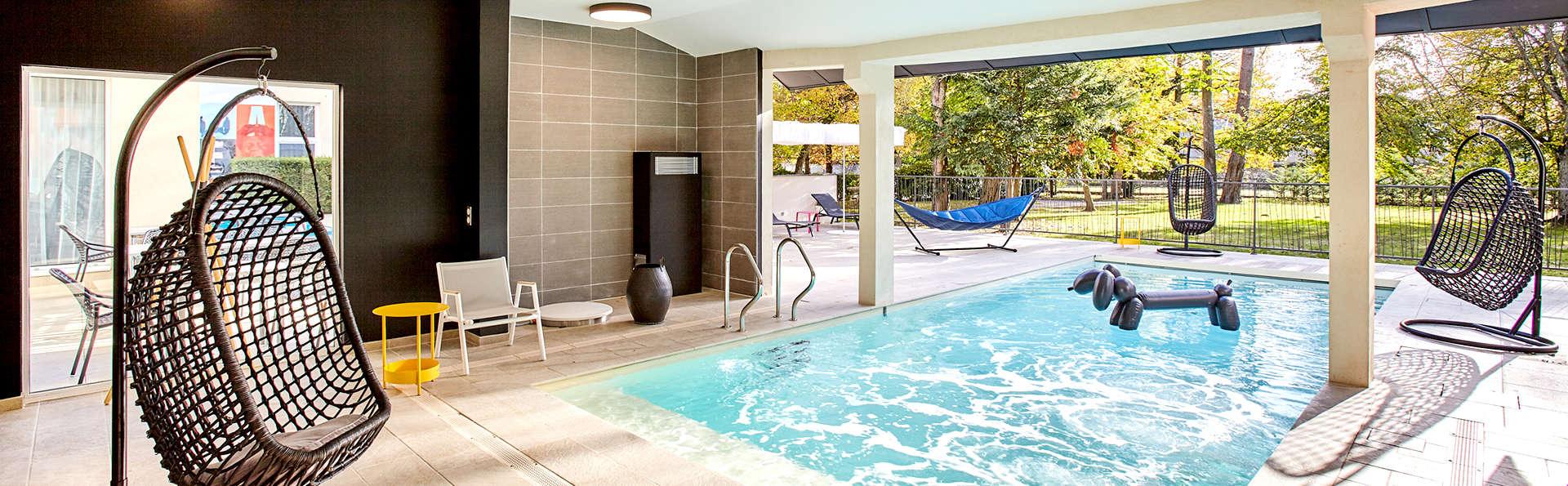 Confort et design à Fontainebleau