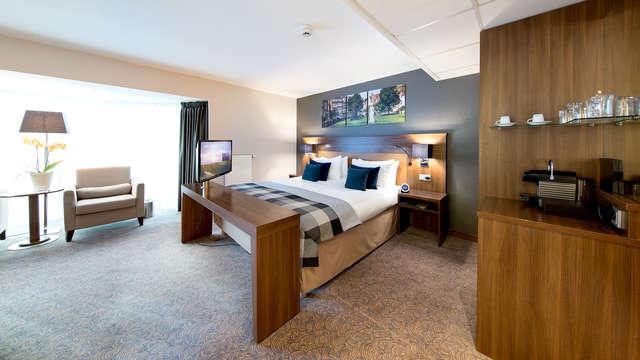 Luxe en comfort in een heerlijk hotel in Amsterdam oud-Zuid