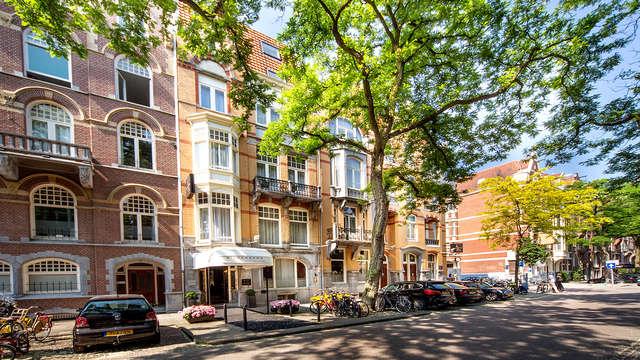 Paix et luxe dans un authentique manoir au coin du Rijksmuseum
