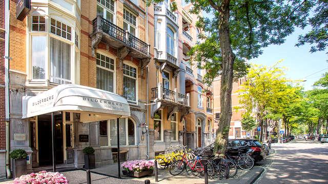 Overnachten in oud herenhuis in hartje Amsterdam