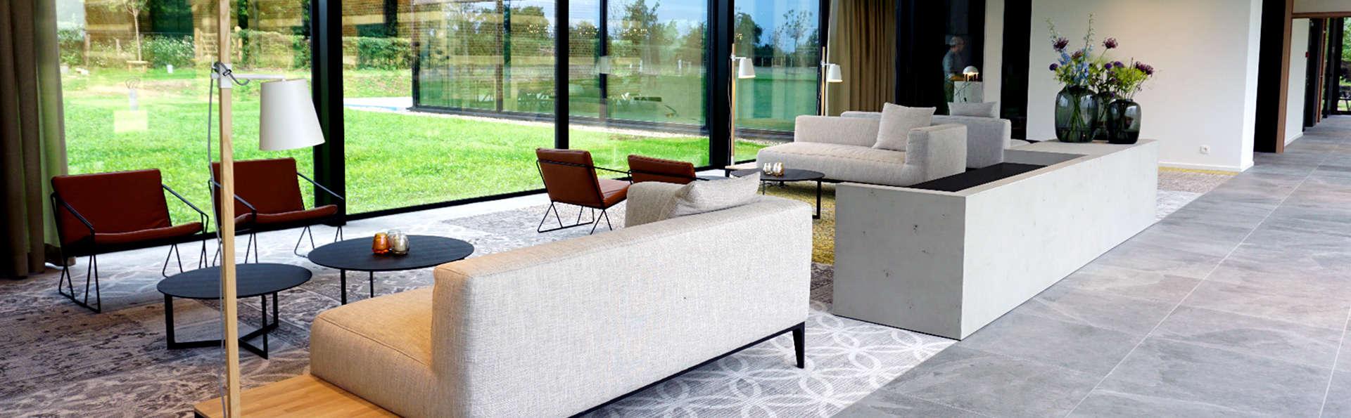 Détendez-vous dans un nouvel hôtel de luxe à Bilzen