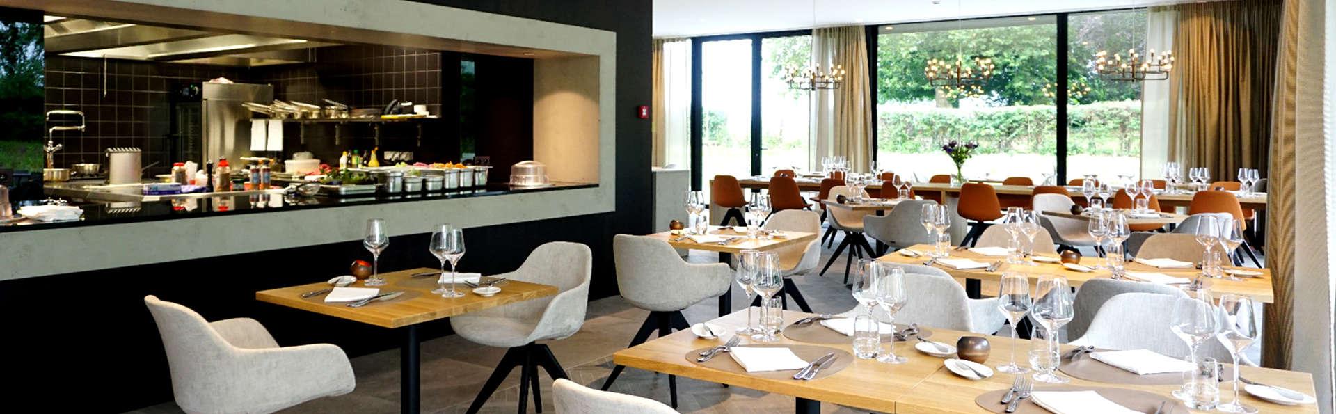 Détendez vous et dinez dans une brasserie charmante à Bilzen